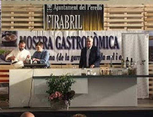 Showcooking Firabril 2019: Rat Rull