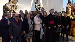 Pregó de Setmana Santa a Tortosa