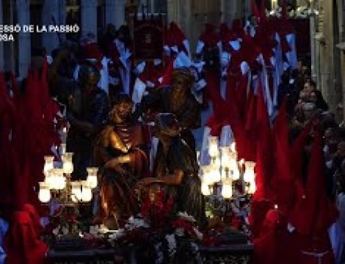 Processó de la passió a Tortosa