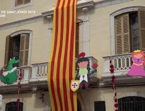 Diada de Sant Jordi 2019 a Alcanar