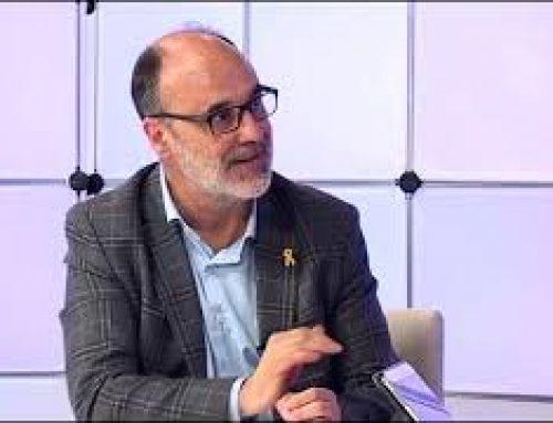 Entrevista a Alfons Montserrat, director de l'IDECE