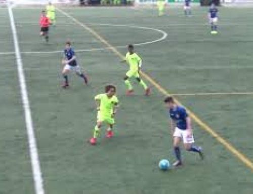 Rapitenca-FC Barcelona , cadet Divisió d'Honor (0-2)