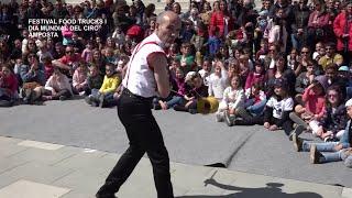 Festival FoodTrucks i Dia Mundial del circ a Amposta