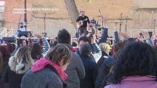 Jornada Solidària Terra Alta a Gandesa