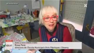 Móra la Nova i Móra d'Ebre sumen una nova oferta d'educació artística