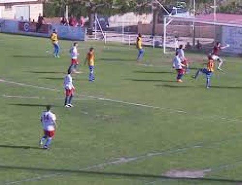 Victòria del R Bítem, en el derbi a Roquetes (0-1)