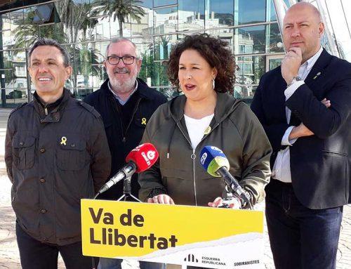 Norma Pujol (ERC) reivindica, que malgrat la repressió i els cops de porra, persistiran