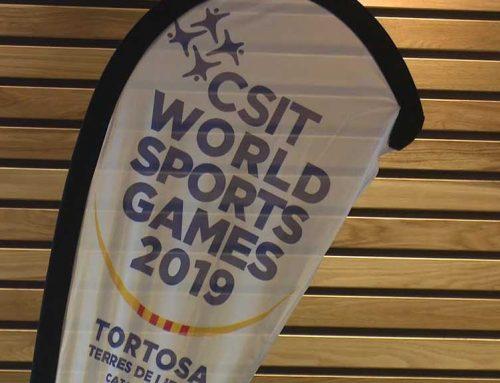 Els World Sports Games Tortosa 2019 comencen les primeres sessions de treball amb els voluntaris