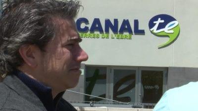Alfredo del Hallazgo, cap de llista de Ciutadans a l'Ampolla