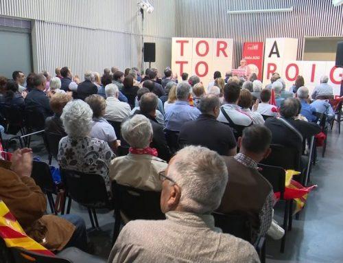 El PSC Tortosa vol governar sense distinció de colors