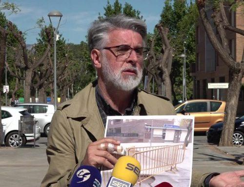 El PSC a Tortosa proposa un pla de voreres perquè la ciutat sigui accessible per tothom