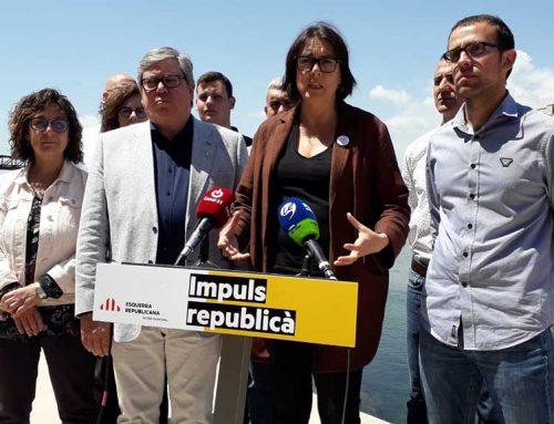 Diana Riba (ERC) es compromet a ser la veu de l'Ebre a Europa