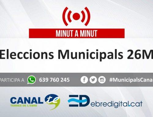 [MINUT A MINUT] Eleccions Municipals 26M