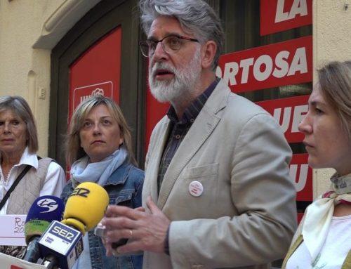 El PSC de Tortosa vol dinamitzar el comerç amb 200 propostes