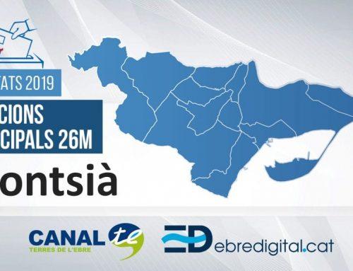 Resultats Eleccions Municipals 2019: Montsià