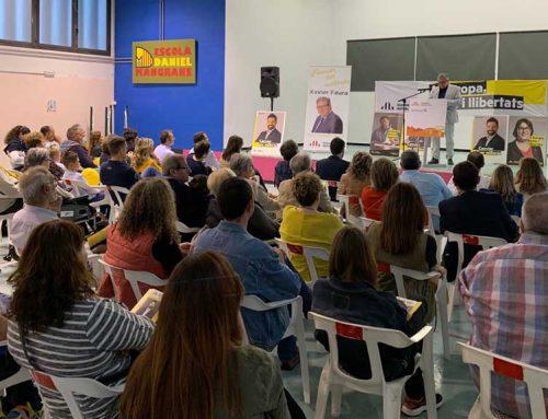 """ERC Jesús presenta els projectes més """"coherents"""" per millorar el poble"""