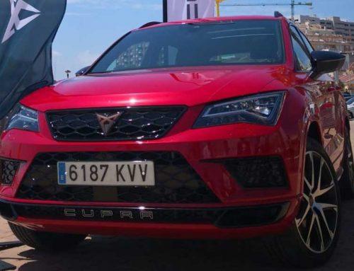 Auto Esteller presenta oficialment a Vinaròs el nou Cupra Ateca