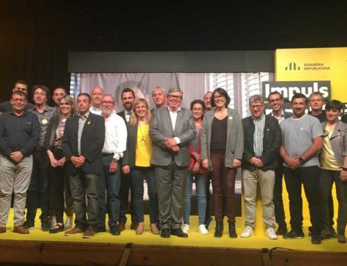 Roger Torrent (ERC) apel·la a omplir les urnes de vots per trencar la repressió