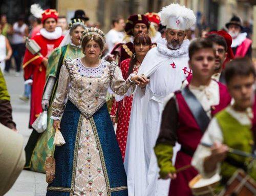 La Festa del Renaixement de Tortosa rep aquest dijous el títol de millor festa del país