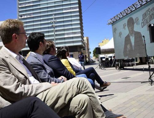 """Puigdemont demana la implicació d'Europa contra el """"nacionalisme d'Estat"""""""