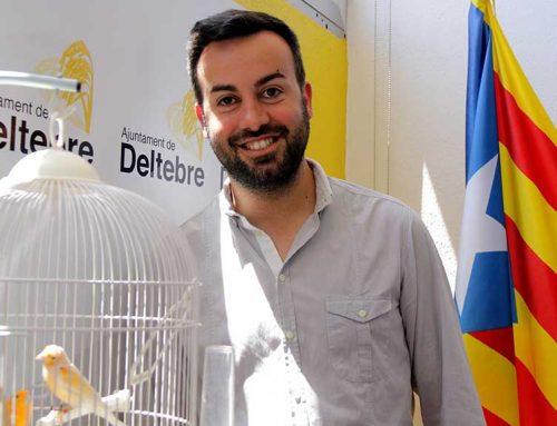 """Lluís Soler obté """"el millor resultat"""" del PDECAT a Catalunya  i el partit el tria com l'únic diputat provincial ebrenc"""