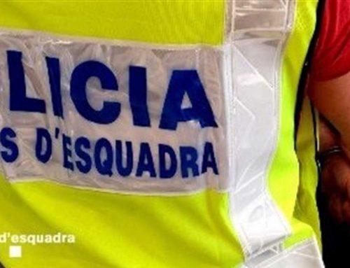 Detingut un home per dos presumptes furts en una empresa de Móra la Nova