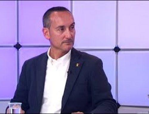 Entrevista a Joan Pere Gómez, cap de llista de JuntsxL'Ametlla de Mar