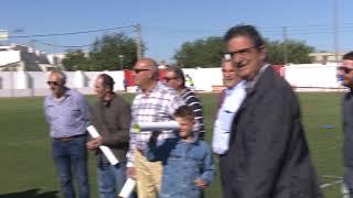 Emotiu acte del centenari del CF Santa Bàrbara