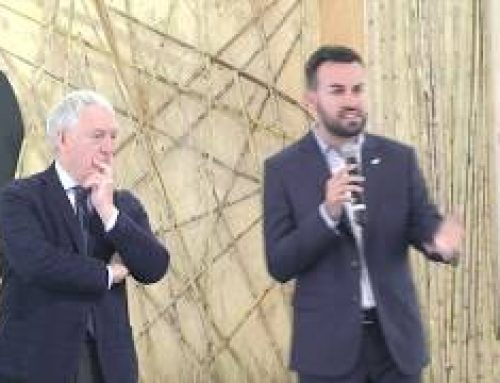 Mescla i Deltafira 2019: Acte inaugural
