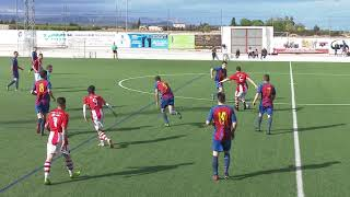 Camarles i Tortosa empaten (1-1)