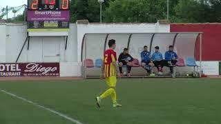 El Santa també té opcions en una darrera jornada d'infart a Tercera catalana (2-1)