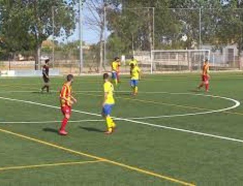Ginestar-Xerta, fina de Copa. partit integre