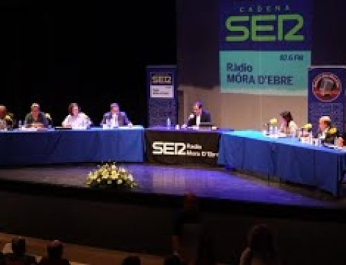 Debat Eleccions Municipals 2019: Móra d'Ebre