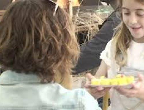Showcooking Mescla 2019: Taller infantil de sushi amb Margaret Morelló