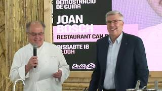 Showcooking Mescla 2019: Restaurant Can Bosch