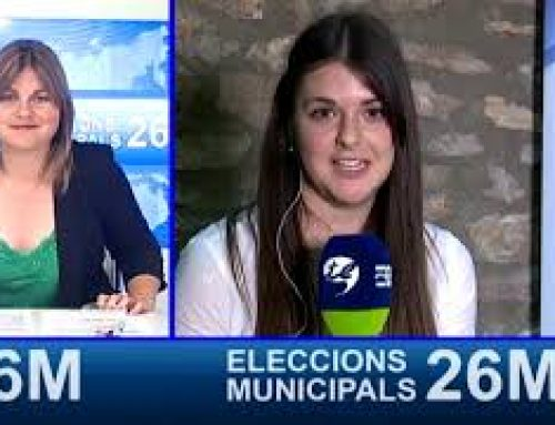 Eleccions Municipals 26M: Especial Informatiu – Edició Vespre (20h)
