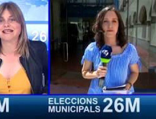 Eleccions Municipals 26M: Especial Informatiu – Edició Migdia (15h)