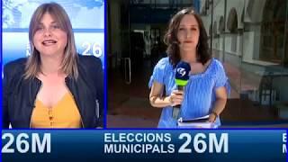 Eleccions Municipals 26M: Especial Informatiu - Edició Migdia (15h)