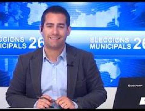 Eleccions Municipals 26M: Especial Informatiu – Edició Matí (10h)