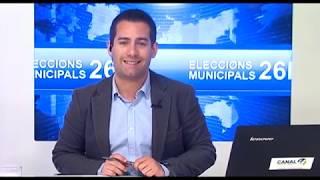 Eleccions Municipals 26M: Especial Informatiu - Edició Matí (10h)