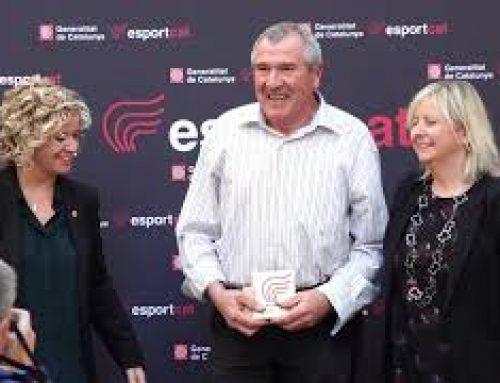 VI Premis Esportius de les Generalitat a les Terres de l'Ebre 2019