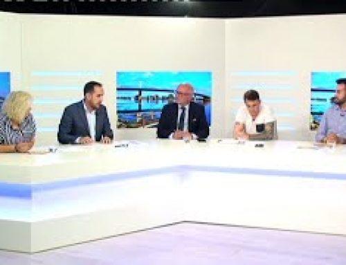L'Ebre al Dia. Debat Eleccions Municipals 2019: Deltebre