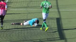 El Flix perdona un penal i el Catalònia guanya en afegit (1-0)