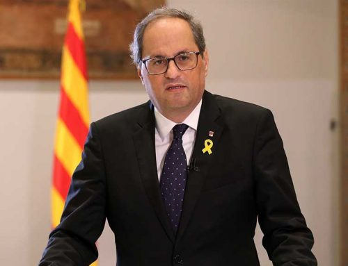 [ÚLTIMA HORA] El President Torra suspèn la reunió amb l'alcalde de Riba-roja