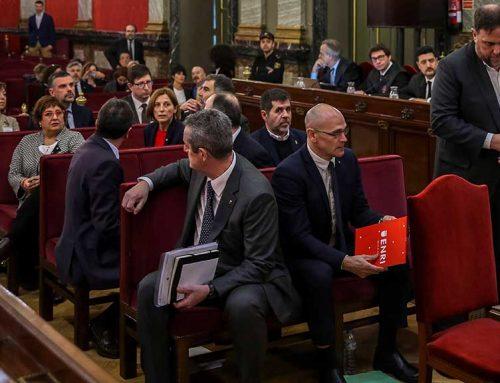 El Suprem autoritza als presos a sortir per a buscar les actes de diputats i senadors