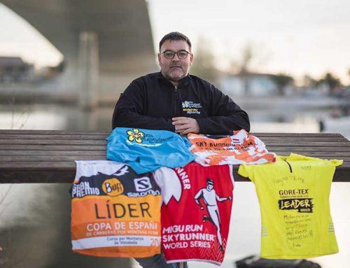 El deltebrenc Rafa Flores tornarà a formar part de la selecció espanyola d'atletisme