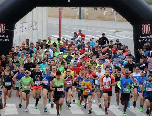 Ali Fathi i Sandra Vidiella dominen la Running Sèries del Perelló