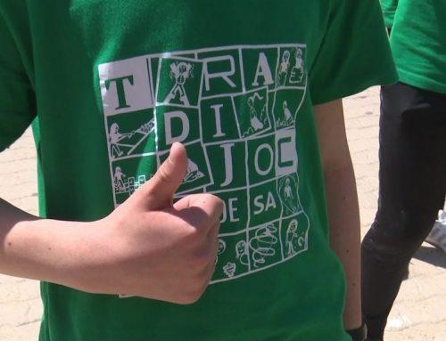 Els jocs tradicionals de la Ribera d'Ebre i la Terra Alta tornen a omplir els carrers