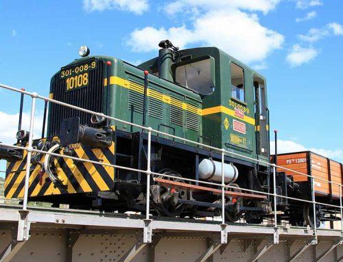 El Museu del Ferrocarril participa a la III Fira Actiu Natura de Móra la Nova