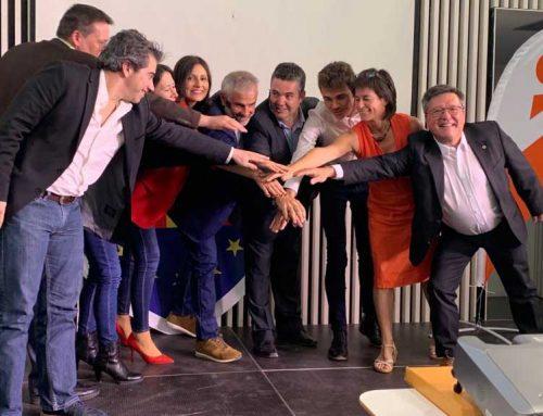 Ciutadans Tortosa apel·la al vot útil en l'acte central de campanya
